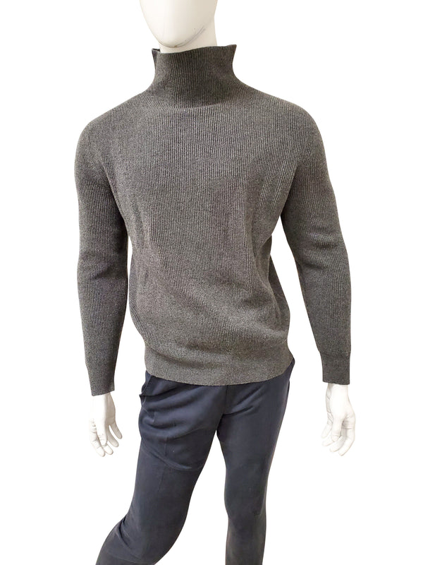 THE ROW DANIEL ROLL NECK SWEATER - ACCESSX