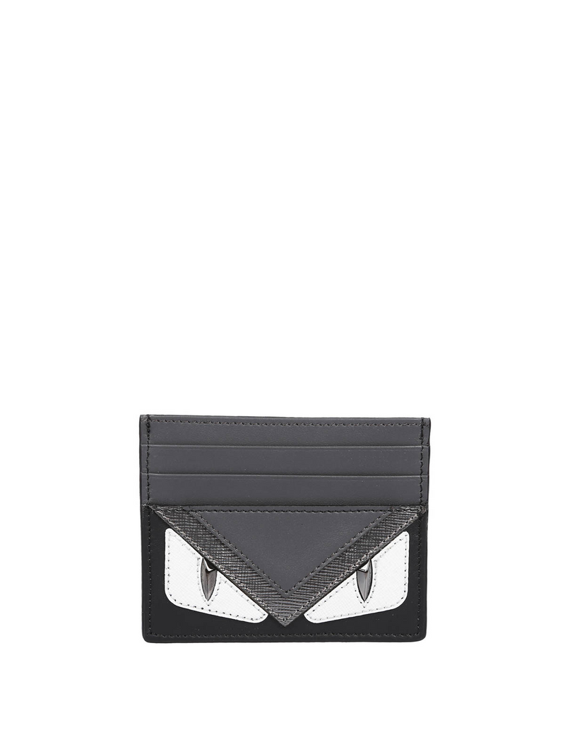 Fendi Bag Bugs Card Holder Wallet - ACCESSX