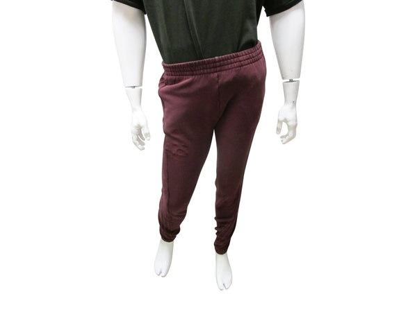 Yeezy Oxblood Sweatpants