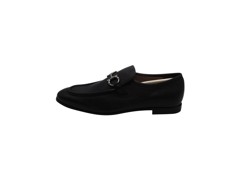 Salvatore Ferragamo Anderson Loafers in Dark Blue
