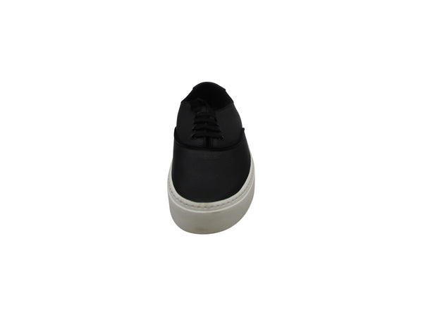 YSL Venice Sneakers in Grained Leather
