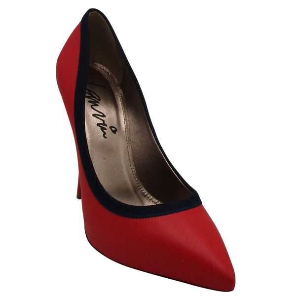 Lanvin Red Pump