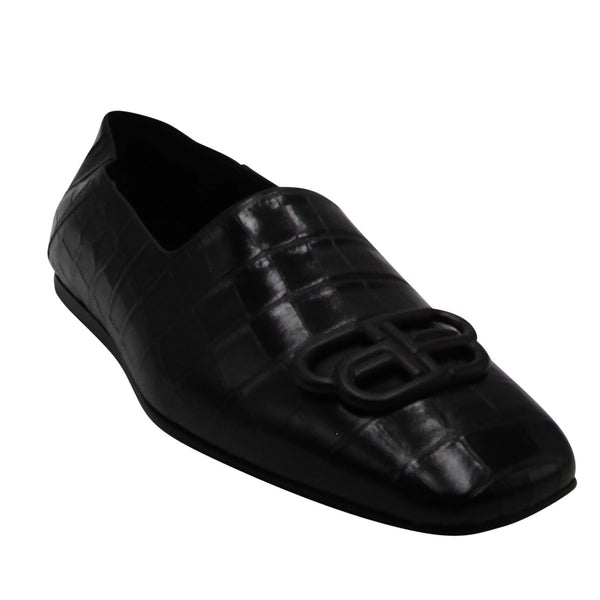 Balenciaga BB Buckle Loafer