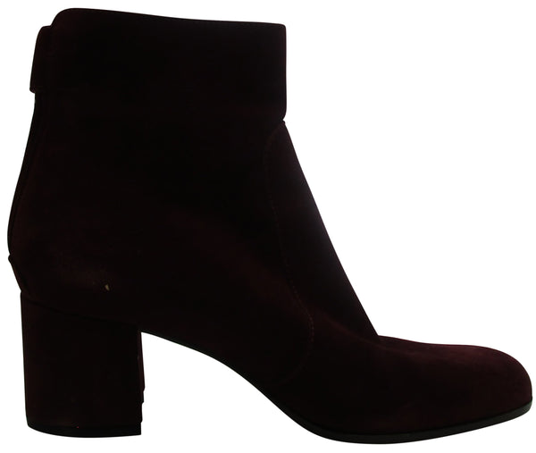 Gianvito Rossi Black Ankle Booties