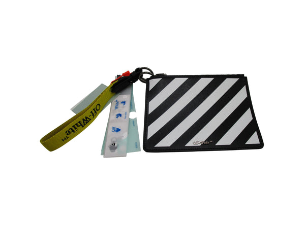Off white Diag Pouch