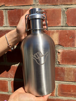 Shaka Bro's 2.25 Litre Stainless Steel Water Bottle