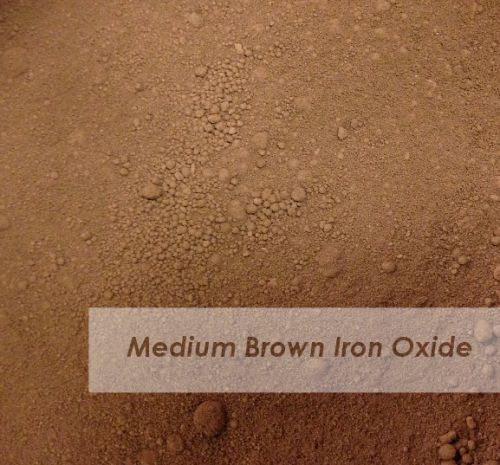 Medium Brown Iron Oxide
