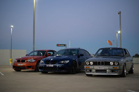 Tarmac Racing Apparel x BMW 1M BMW M3 BMW E30   Streetwear for Car Enthusiasts   Explore Our Clothing Range   Tarmac is proudly Australian owned   Shop our T-Shirt Range for Motorsport Enthusiasts   JDM, Euro, Exotic or Muscle   Based in Sydney Australia