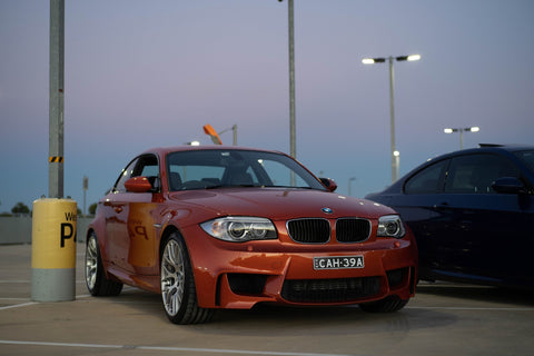 Tarmac Racing Apparel x BMW 1M   Streetwear for Car Enthusiasts   Explore Our Clothing Range   Tarmac is proudly Australian owned   Shop our T-Shirt Range for Motorsport Enthusiasts   JDM, Euro, Exotic or Muscle   Based in Sydney Australia