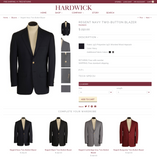 Hardwick product page