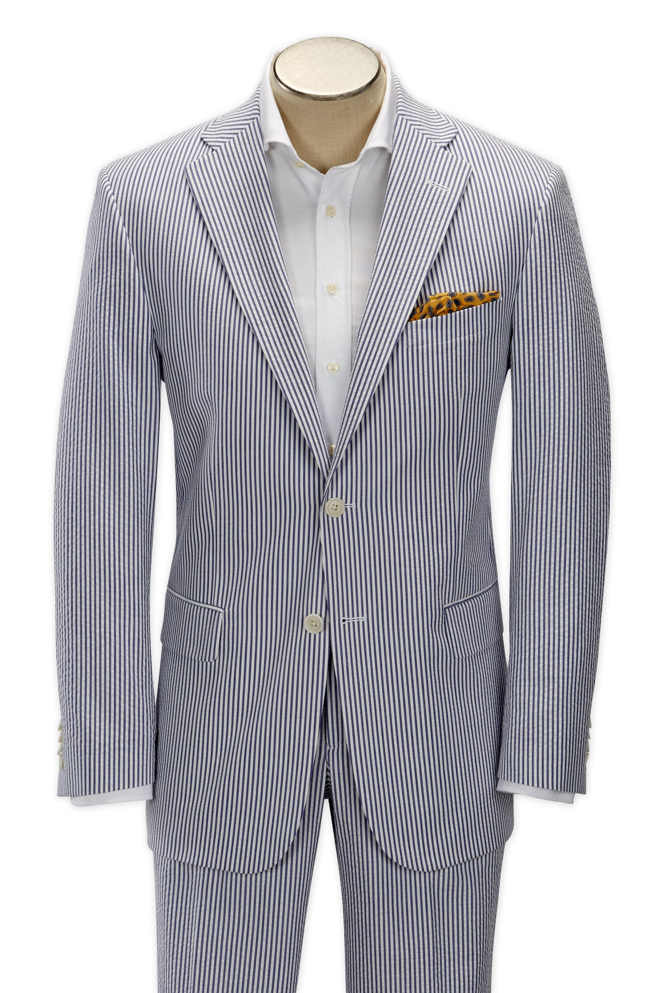 Classic Fit Seersucker Suit Separate Jacket -  Hardwick.com