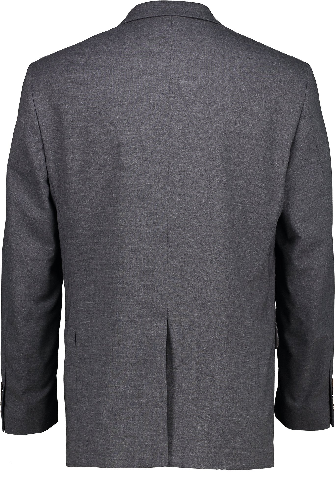 Classic Fit Grey H-Tech Wool Suit Separate Jacket -  Hardwick.com