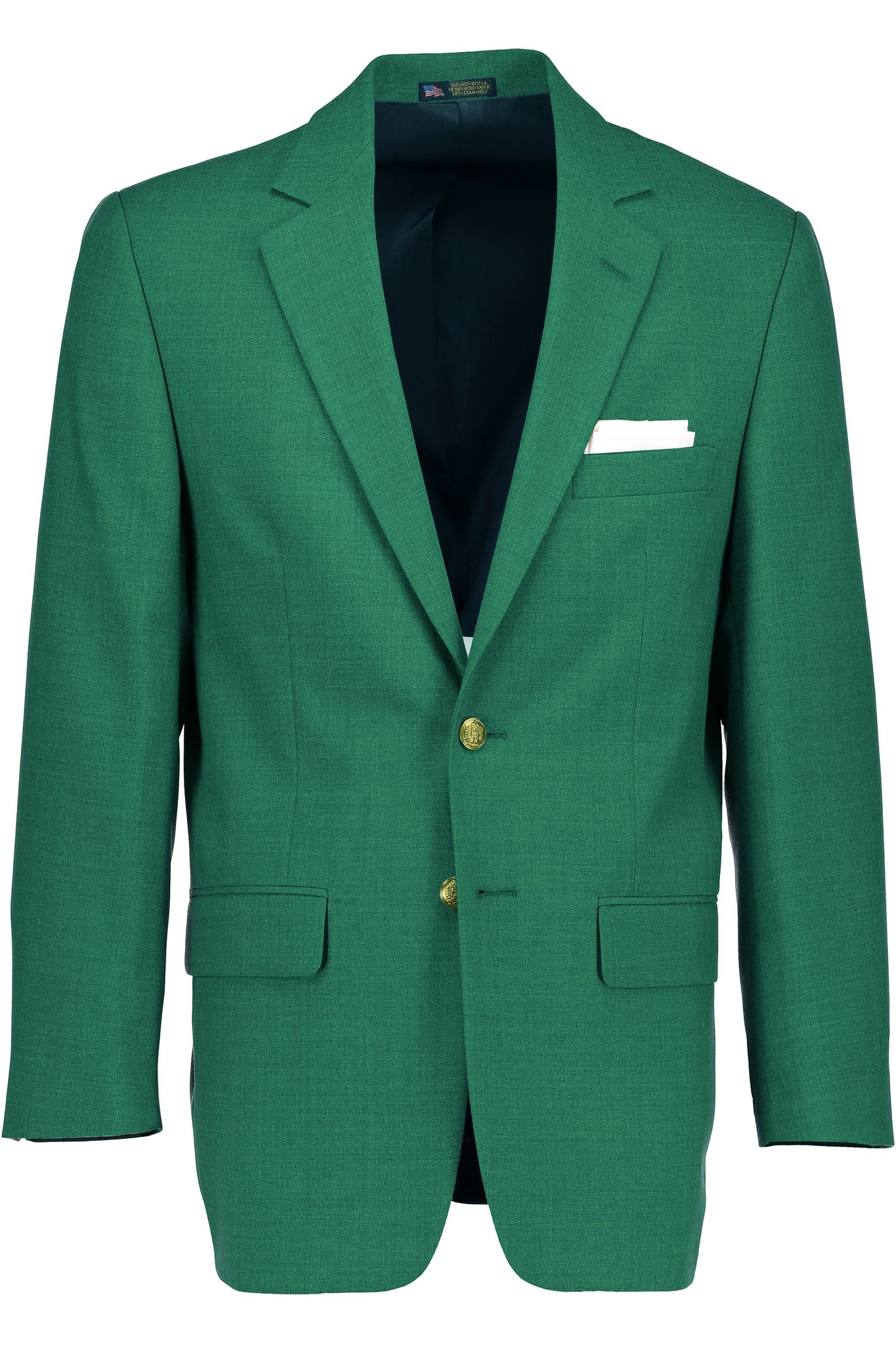 Classic Fit Traveler Augusta Green Blazer