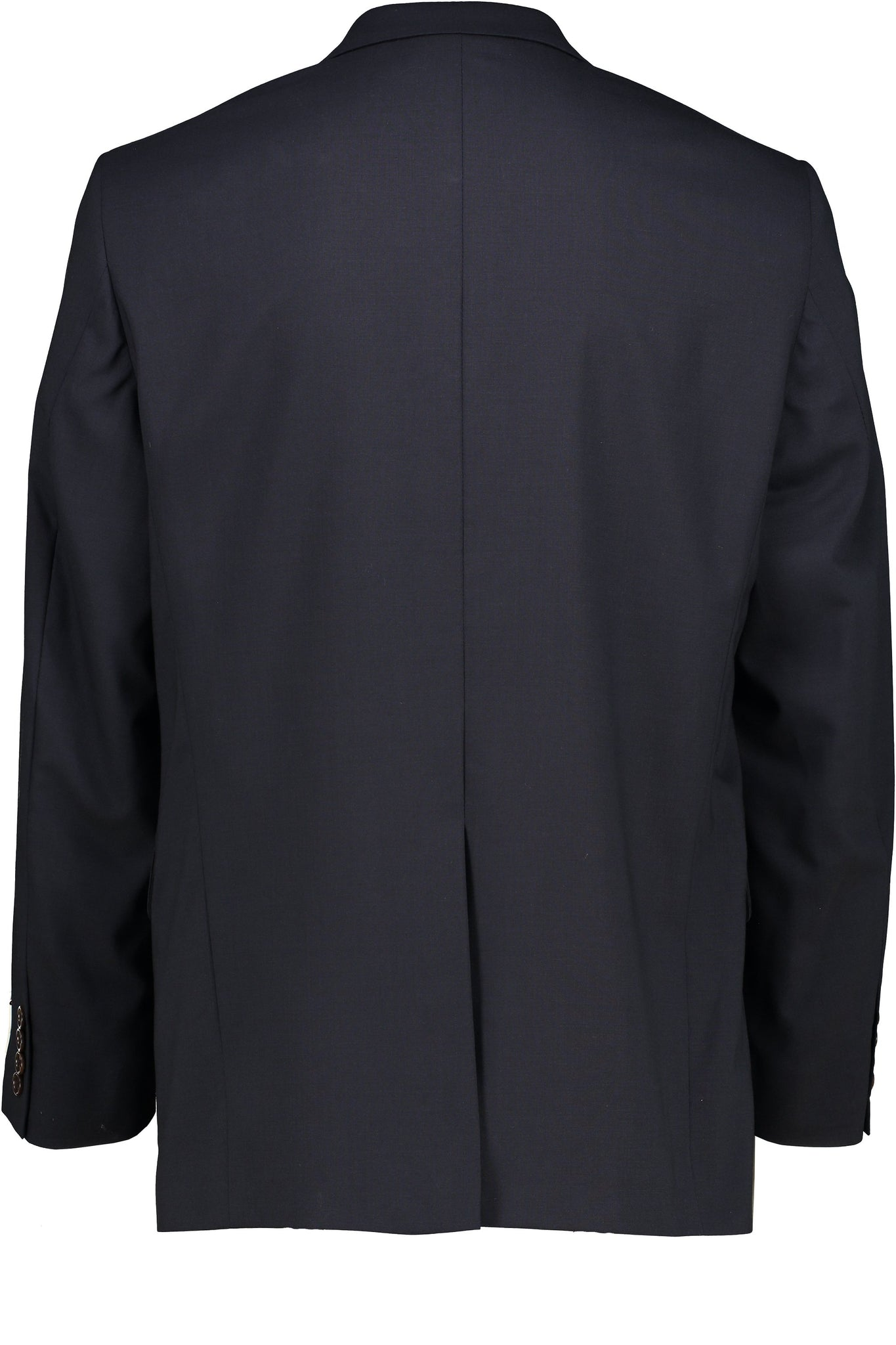 Classic Fit Navy H-Tech Wool Suit Separate Jacket -  Hardwick.com