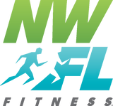 NWFL Fitness, INC. (North West Florida Fitness Incorporated) logo