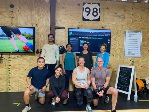 SoWal CrossFit has a thriving 5am early bird class, attended by dedicated athletes who value getting up early to get their workout in before their days start.
