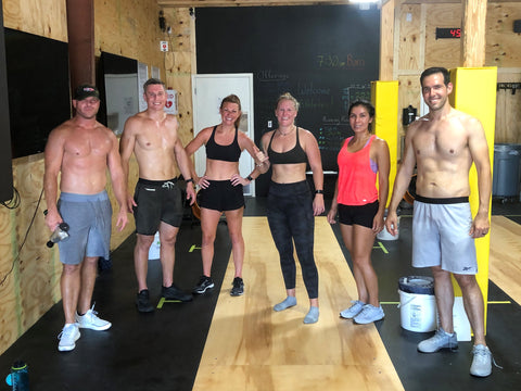 SoWal CrossFit® Athletes Post Workout Of The Day (Post WOD)