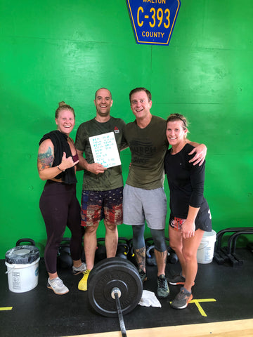SoWal CrossFit® Coaching Team