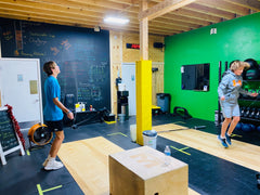 SoWal CrossFit® has a thriving teens CrossFit® program dedicated to the safe growth and development of your teen.