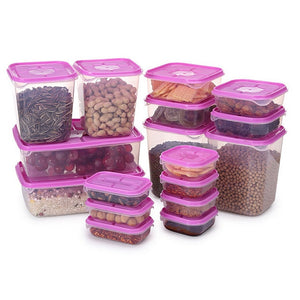 17 PCS Food Storage Box