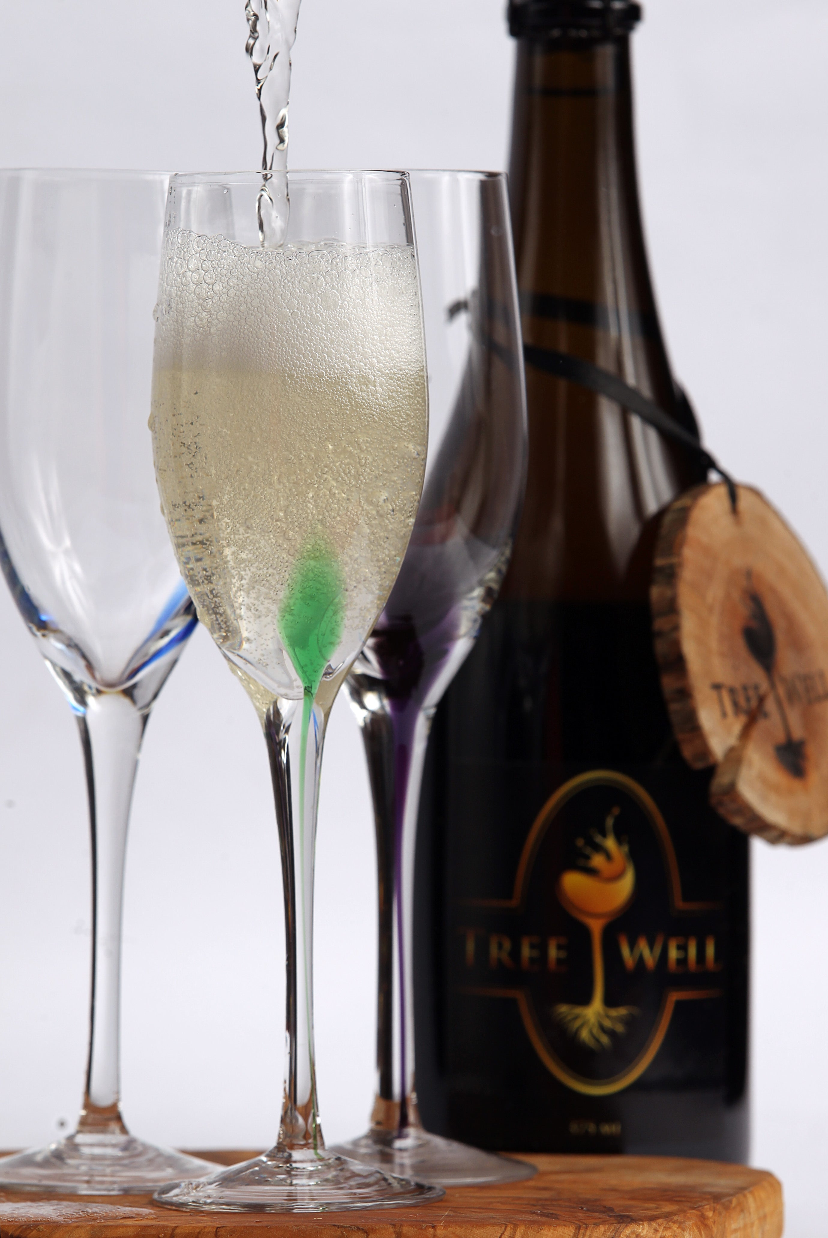 TreeWell Sparkling Maple sap