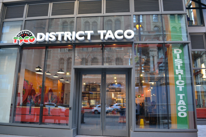 District Taco Center City is Now Officially Open!