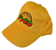 Hat - Yellow Baseball - District Taco