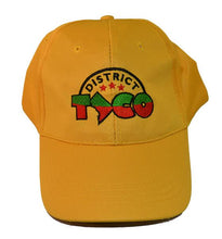 Load image into Gallery viewer, Hat - Yellow Baseball - District Taco