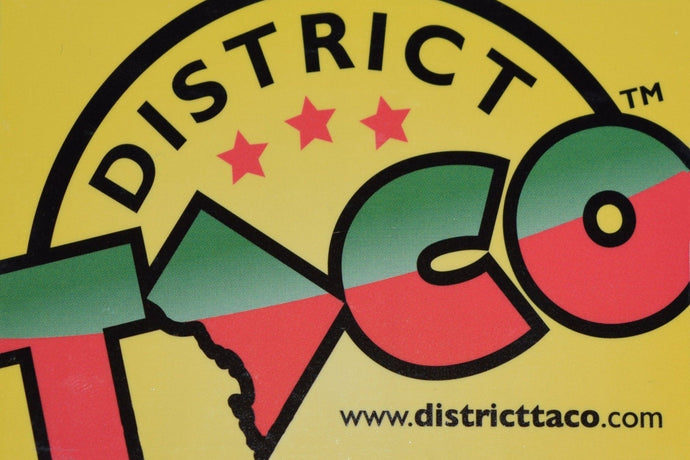 Gift Card - District Taco