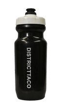 Load image into Gallery viewer, Water Bottle - Black 21 oz. - District Taco