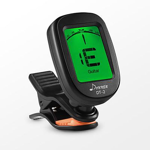 Ukulele Guitar Tuner Clip on-Accurate Chromatic