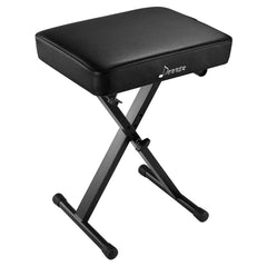 Donner Adjustable Keyboard Bench Seat Thickened Padded