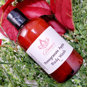 Pomegranate & Apple Body Wash