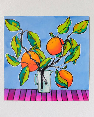 A Funky Florida - Jordan McDowell - art print - painting - home decor