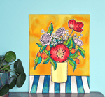 Finley | Blomster Collection | SOLD - Jordan McDowell - art print - painting - home decor