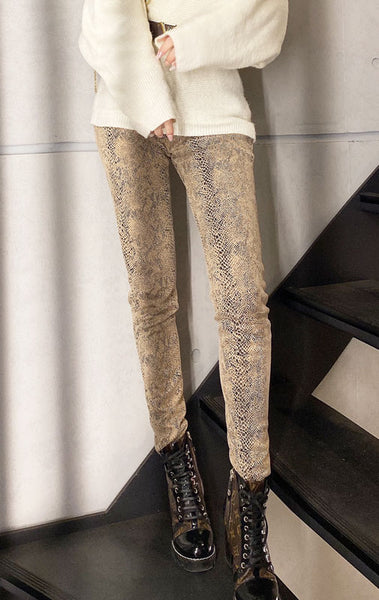 【50%OFF】 Python leggings