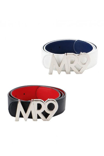 【MIRROR9GOLF】 MR9 reversible belt/2color