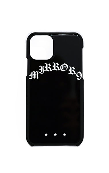 【30%OFF】Angelo logo iphone case/BLACK