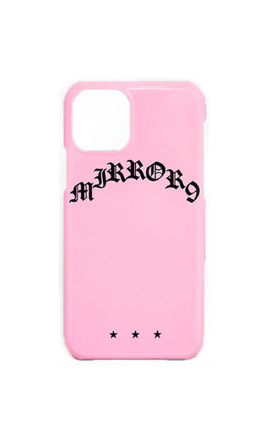 【30%OFF】Angelo logo iphone case/PINK