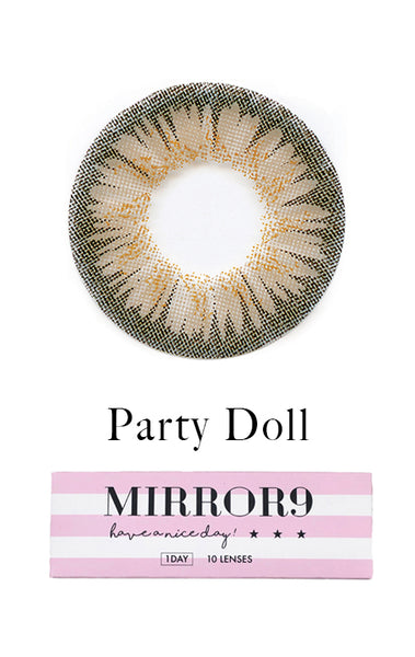 Color Contact lends/Party Doll