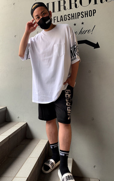 【50%OFF】Men's Basic Short sweat/3color