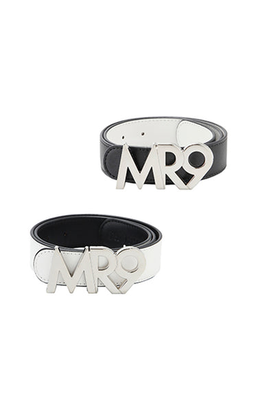 【MIRROR9GOLF】MR9 reversible belt