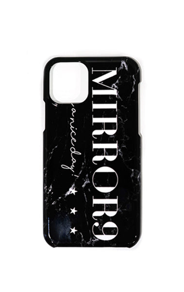 【50%OFF】 Black marble iPhone case