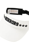 Embroidery sun visor/3color
