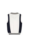 Summer knit vest/2color