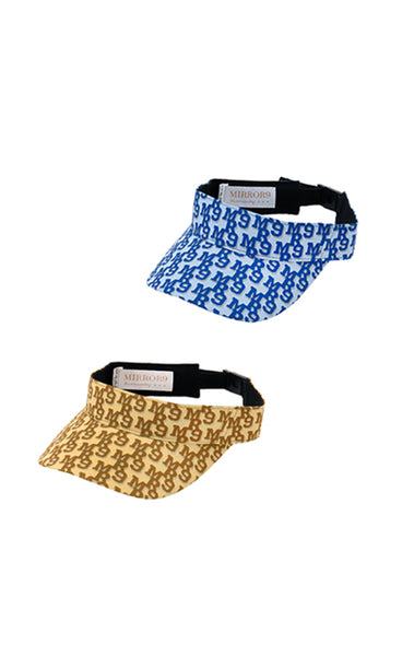 MR9 logo sun visor/2color