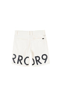 Men's big logo short pants/2color