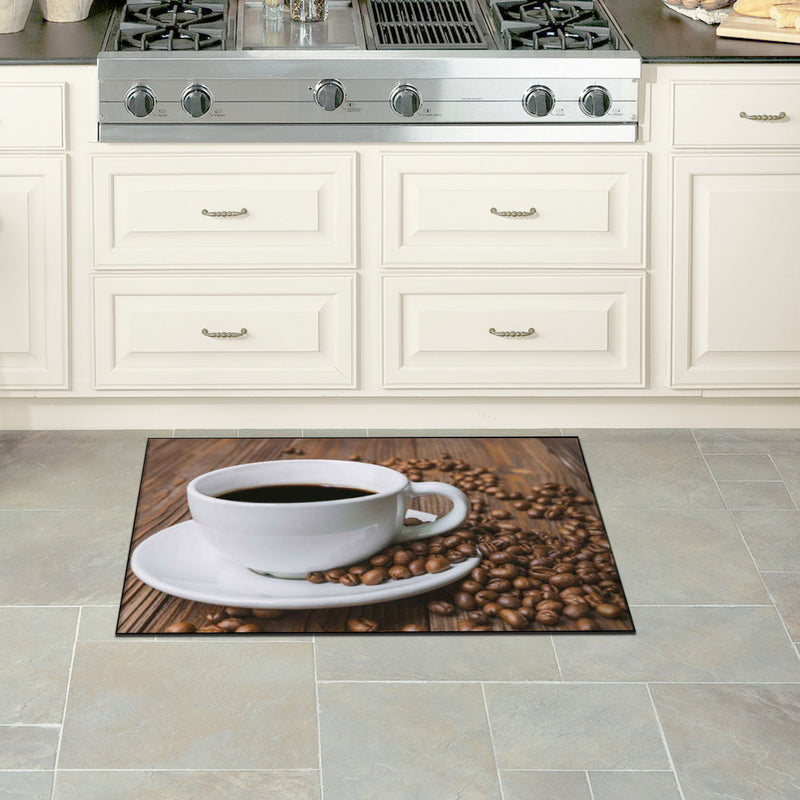 mat for kitchen