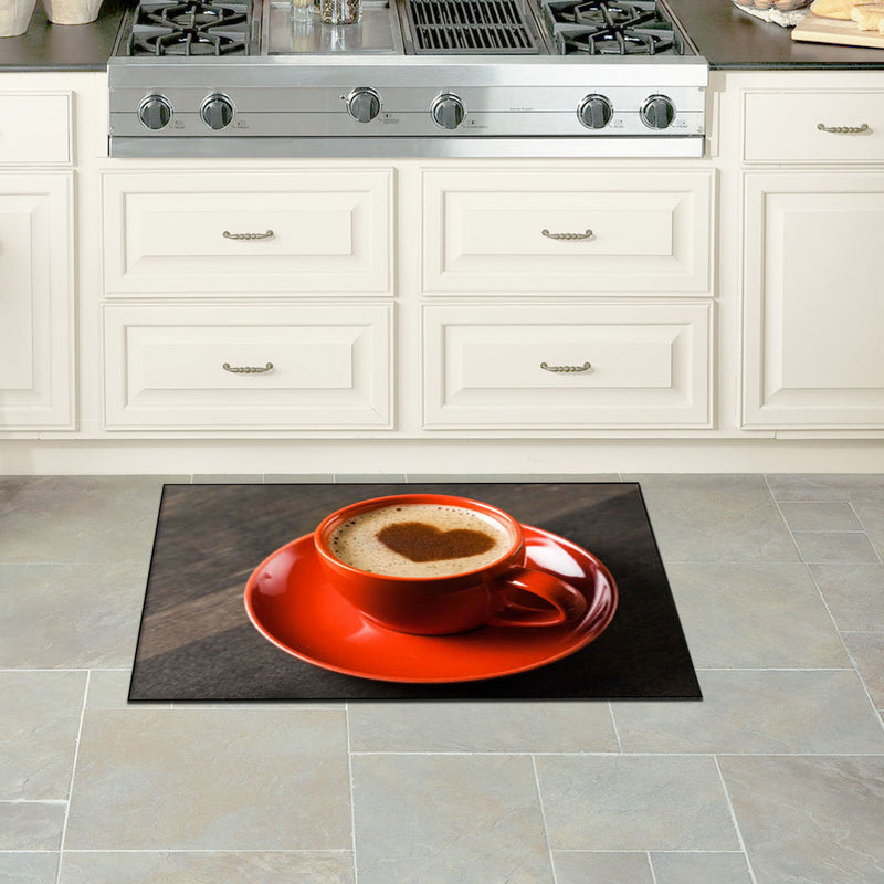 Kitchen Door Washable Mat