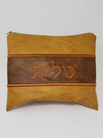 Tallit bag ultra leather